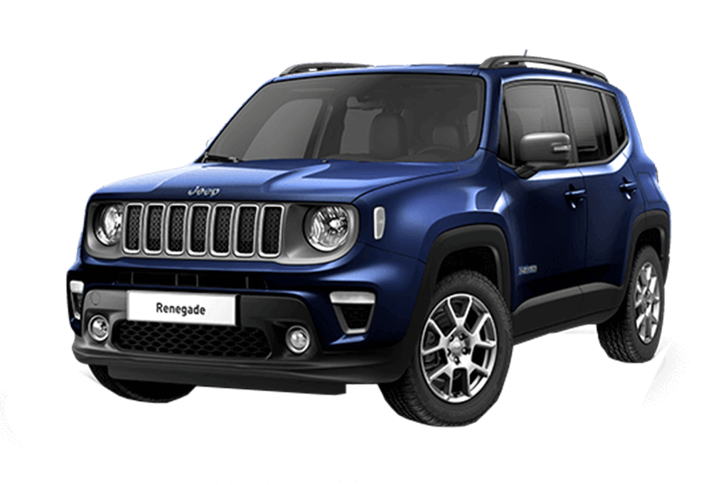 Jeep Renegade 4×2